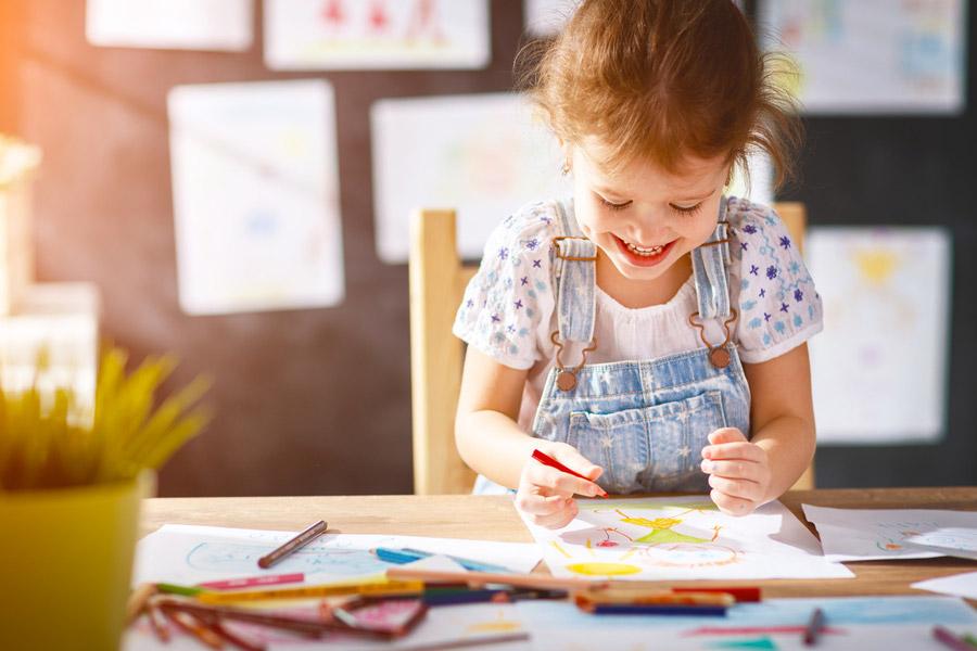 'art aux petits